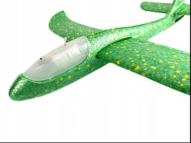 screenshot 2021 05 07 samolot styropianowy rzutka szybowiec led light8